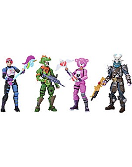 Fortnite - Squad Mode 4 Figure Pack