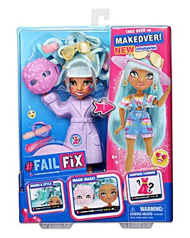 Fail Fix S2 Makeover Doll - Pretty Artee