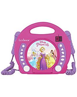Disney Princess CD Player with Mic