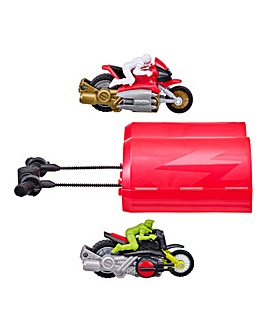 Boom City Racers S2 Motorbike Two Pack