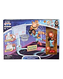 Space Jam S1 Super Dunk Playset