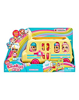 Kindi Kids Minis School Bus