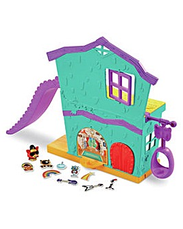 Moshi Monsters Blingos Party House