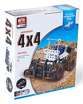Metal Tech Motorised 4 x 4