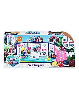 Vet Squad Surgery Playset