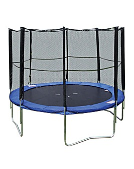 Hedstrom 6ft Trampoline with Enclosure