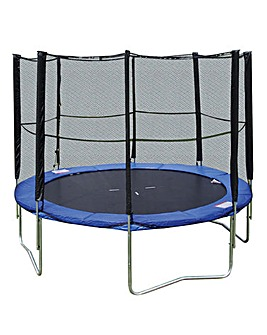 Hedstrom 8ft Trampoline with Enclosure