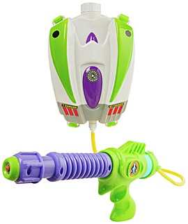 Toy Story Buzz Lightyear Water Backpack