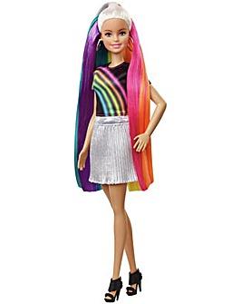 Barbie Sparkle Hair