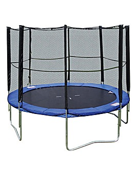 Hedstrom 10ft Trampoline with Enclosure