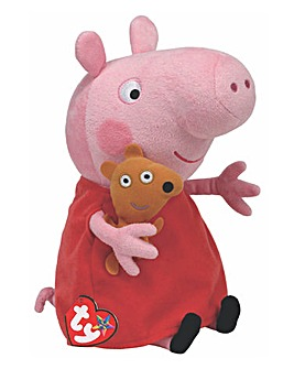 TY Peppa Pig Buddy - Peppa
