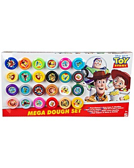 Toy Story 24pc Mega Dough Set
