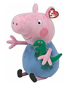 TY Peppa Pig Buddy - George