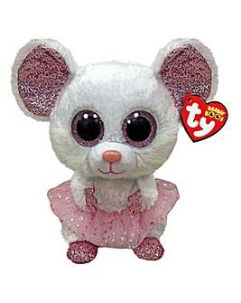TY Mouse Tutu Boo Buddy