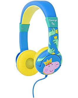 Prince George Junior On-Ear Headphones