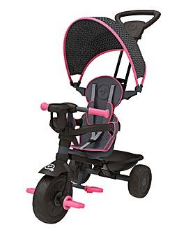 TP 4in1 Trike Dusky Pink