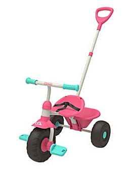 TP Early Fun Trike Bubblegum Pink