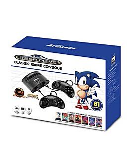 Megadrive Standard Games Console