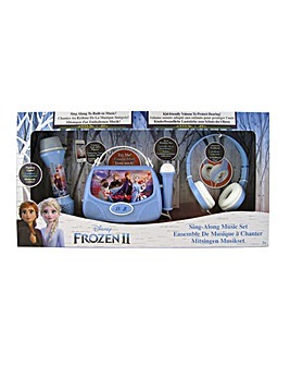 Frozen Adventure and Music Gift Set
