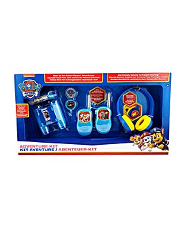 Paw Patrol Adventure and Music Gift Set