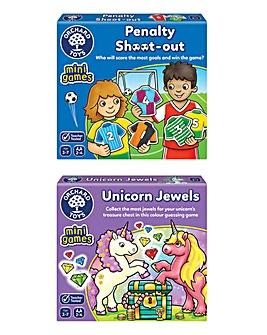 Football & Unicorn Games