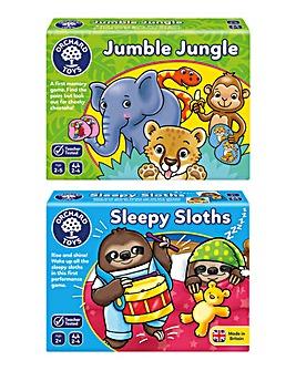 My First Wild Animal Games