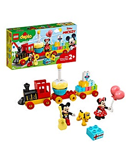 LEGO Duplo Mickey & Minnie Train