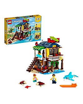 LEGO Creator 3in1 Surfer Beach House - 31118