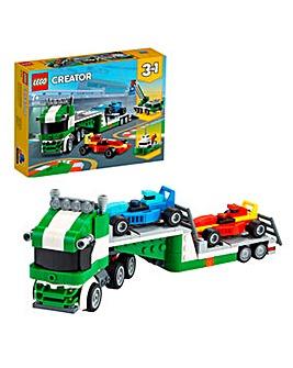 LEGO Creator 3in1 Race Car Transporter - 31113