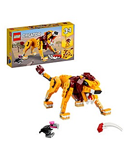 LEGO Creator 3in1 Wild Lion - 31112