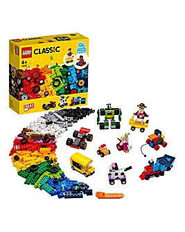 LEGO Classic Bricks and Wheels - 11014