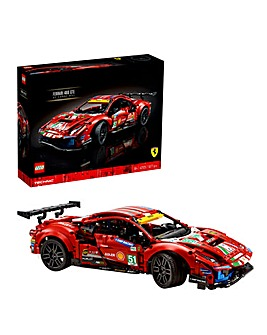 LEGO Technic Ferrari 488 GTE AF Corse 51- 42125