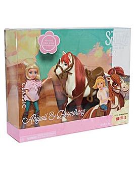 Spirit Small Doll & Classic Horse