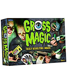 Gross Magic Prank Set