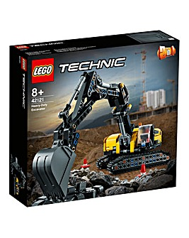 LEGO Technic Heavy Duty Excavator - 42121