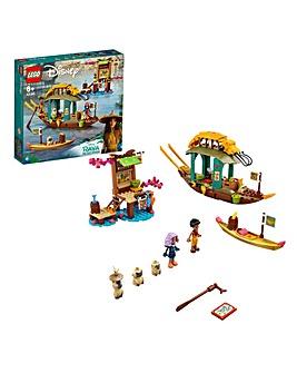 LEGO Disney Raya and the Last Dragon Boun's Boat - 43185
