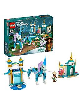 LEGO Disney Raya and the Last Dragon Raya and Sisu Dragon - 43184