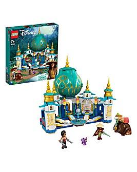 LEGO Disney Raya and the Last Dragon Raya and the Heart Palace - 43181