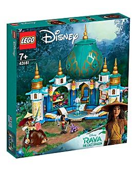 LEGO Disney Raya and the Heart Palace