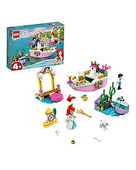 LEGO Disney Ariel's Celebration Boat - 43191