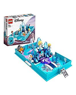 LEGO Disney Elsa and the Nokk Storybook