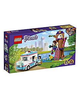 LEGO Friends Vet Clinic Ambulance - 41445