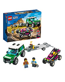 LEGO City Race Buggy Transporter - 60288