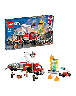 LEGO City Fire Command Unit - 60282
