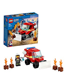 LEGO City Fire Hazard Truck - 60279