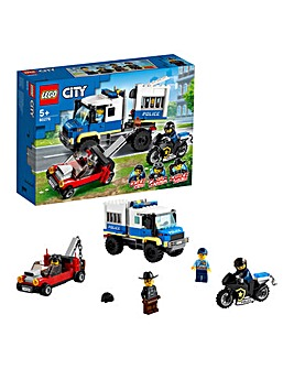 LEGO City Police Prisoner Transport - 60276