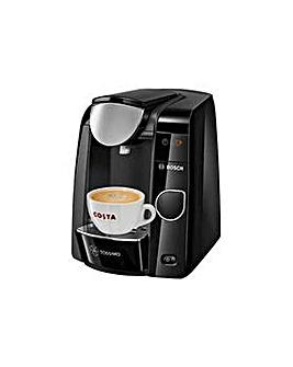 T45 TAS4502GB Coffee Machine - Black