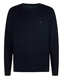 Tommy Hilfiger Honeycomb Crew Neck Knit