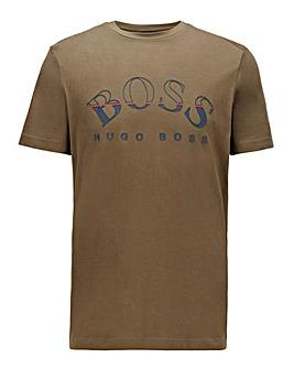 BOSS Tonal Logo Tee