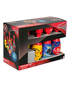 Cars 3 Novelty Shape Bowling Set